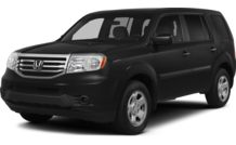 Colors, options and prices for the 2013 Honda Pilot