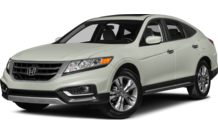 Colors, options and prices for the 2013 Honda Crosstour
