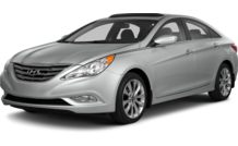 Colors, options and prices for the 2013 Hyundai Sonata