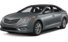 Colors, options and prices for the 2013 Hyundai Azera