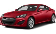 Colors, options and prices for the 2013 Hyundai Genesis Coupe