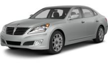 Colors, options and prices for the 2013 Hyundai Equus