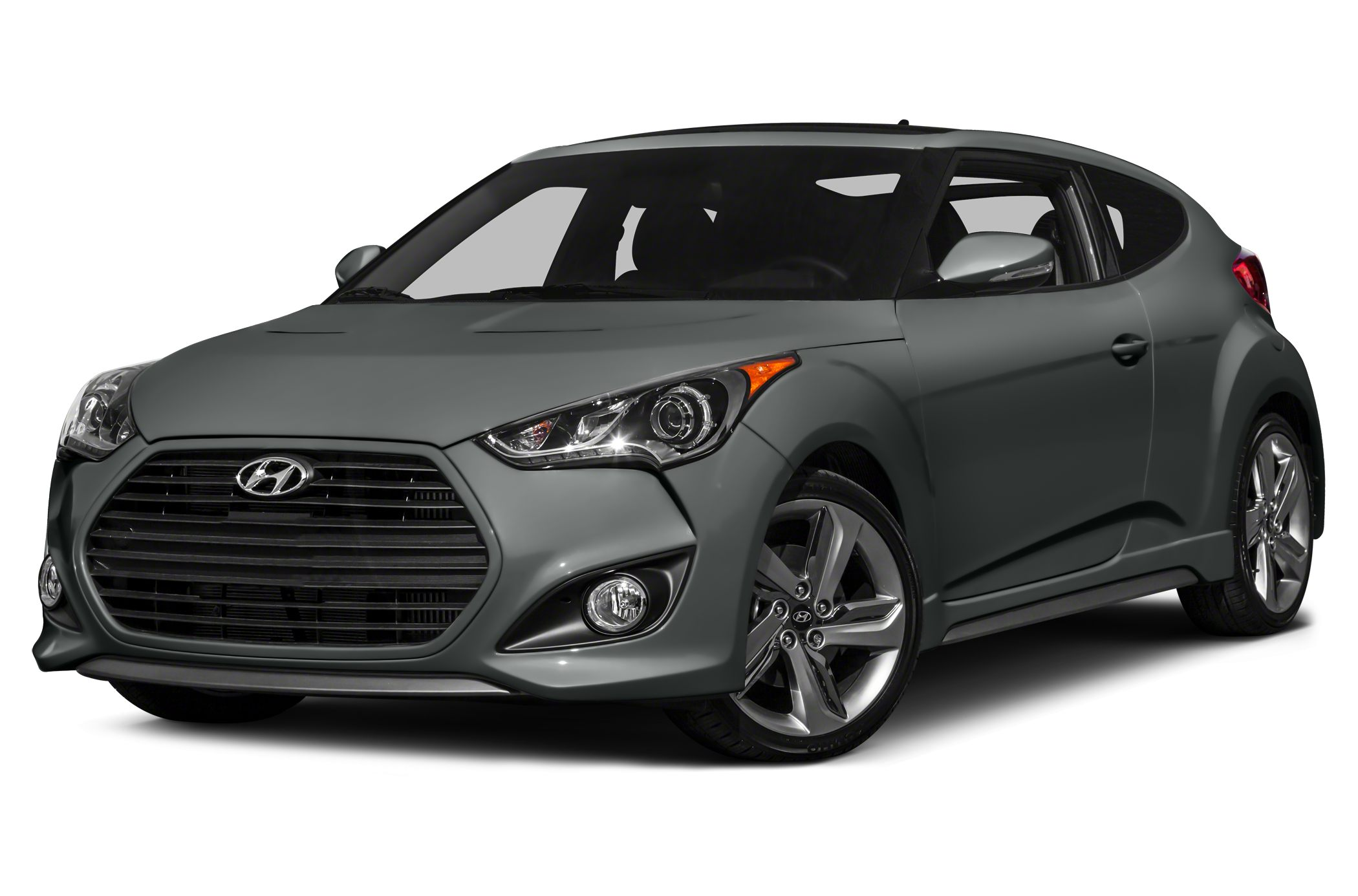 2015 Hyundai Veloster Turbo Hatchback for sale in Rochester for $21,446 with 4 miles.