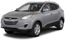 Colors, options and prices for the 2013 Hyundai Tucson