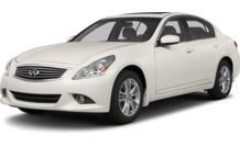 Colors, options and prices for the 2013 Infiniti G37x