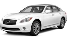 Colors, options and prices for the 2013 Infiniti M37x