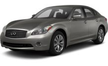 Colors, options and prices for the 2013 Infiniti M56