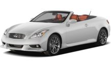 Colors, options and prices for the 2013 Infiniti IPL G