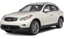 Colors, options and prices for the 2013 Infiniti EX37