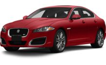 Colors, options and prices for the 2013 Jaguar XF