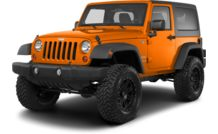 Colors, options and prices for the 2013 Jeep Wrangler