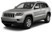 Colors, options and prices for the 2013 Jeep Grand Cherokee