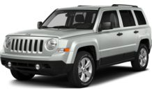 Colors, options and prices for the 2014 Jeep Patriot