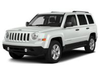 Brief summary of 2017 Jeep Patriot vehicle information