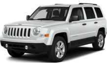 Colors, options and prices for the 2015 Jeep Patriot