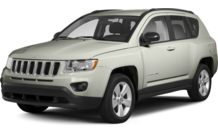 Colors, options and prices for the 2013 Jeep Compass