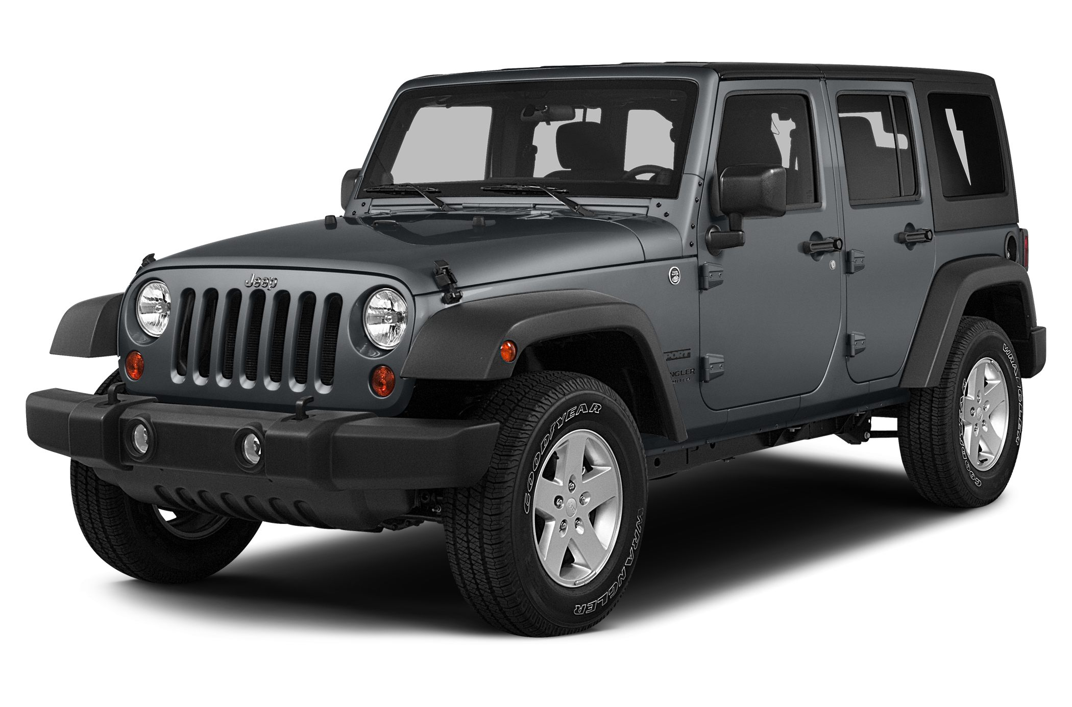 2015 Jeep Wrangler Unlimited Sport SUV for sale in Kansas City for $35,730 with 4 miles.