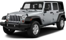 Colors, options and prices for the 2016 Jeep Wrangler Unlimited