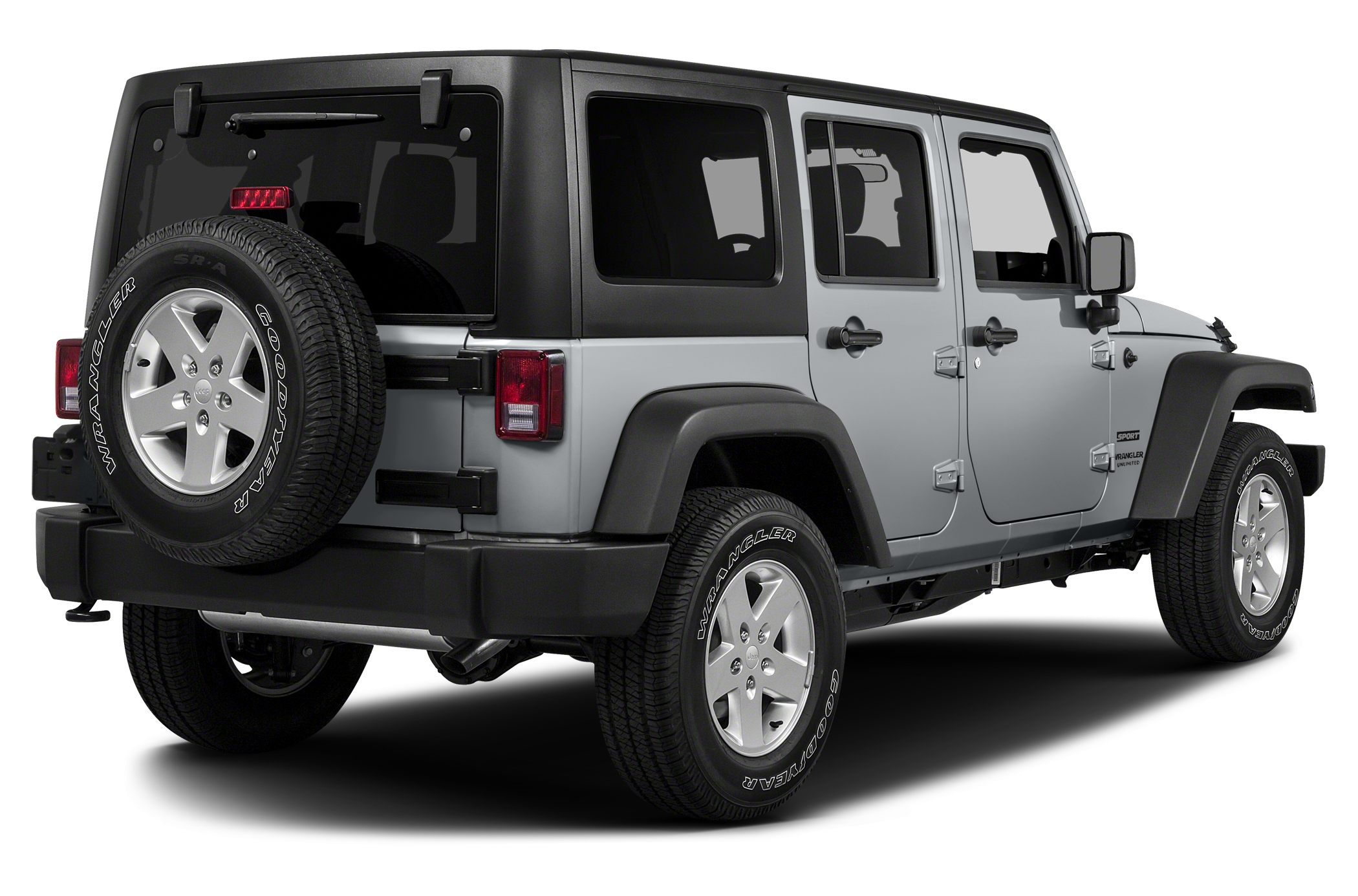 Jeep Wrangler Unlimited Sport Utility Models Price Specs