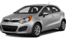 Colors, options and prices for the 2013 Kia Rio