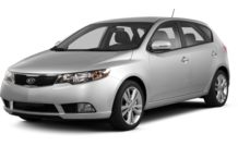 Colors, options and prices for the 2013 Kia Forte