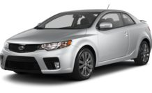 Colors, options and prices for the 2013 Kia Forte Koup
