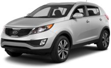 Colors, options and prices for the 2013 Kia Sportage