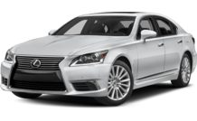 Colors, options and prices for the 2016 Lexus LS 460