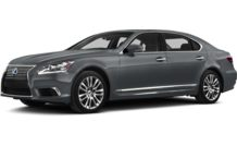 Colors, options and prices for the 2016 Lexus LS 600h