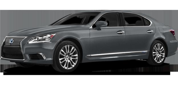2013 Lexus LS 600h
