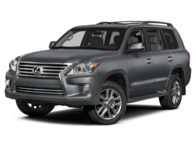 Brief summary of 2013 Lexus LX 570 vehicle information