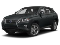 Brief summary of 2013 Lexus RX 450h vehicle information