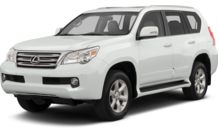 Colors, options and prices for the 2013 Lexus GX 460