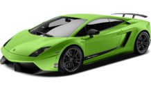 Colors, options and prices for the 2013 Lamborghini Gallardo