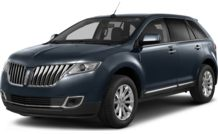 Colors, options and prices for the 2013 Lincoln MKX