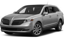 Colors, options and prices for the 2016 Lincoln MKT