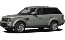 Colors, options and prices for the 2013 Land Rover Range Rover Sport