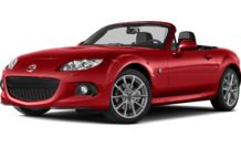 Colors, options and prices for the 2014 Mazda MX-5 Miata