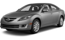 Colors, options and prices for the 2013 Mazda Mazda6