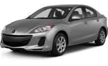 Colors, options and prices for the 2013 Mazda Mazda3