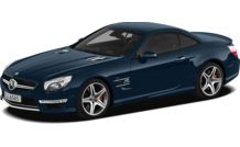 Colors, options and prices for the 2013 Mercedes-Benz SL-Class