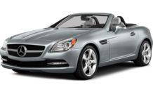 Colors, options and prices for the 2013 Mercedes-Benz SLK-Class