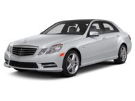 Brief summary of 2013 Mercedes-Benz E-Class vehicle information