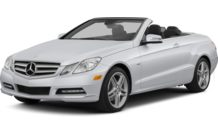 Colors, options and prices for the 2013 Mercedes-Benz E-Class
