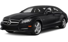 Colors, options and prices for the 2013 Mercedes-Benz CLS-Class