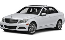 Colors, options and prices for the 2013 Mercedes-Benz C-Class