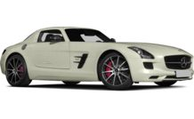 Colors, options and prices for the 2013 Mercedes-Benz SLS AMG