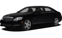 Colors, options and prices for the 2013 Mercedes-Benz S-Class