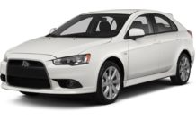 Colors, options and prices for the 2013 Mitsubishi Lancer Sportback