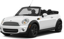 Colors, options and prices for the 2013 MINI Convertible